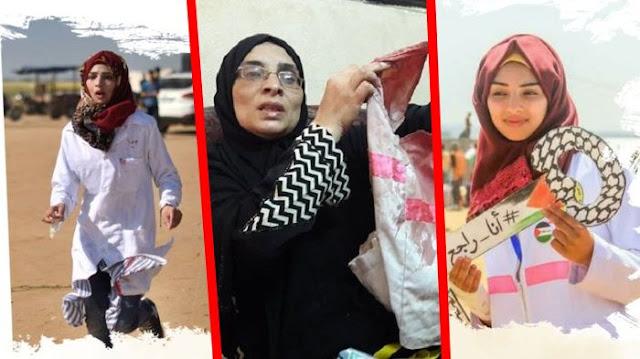Keluarga Ungkap Alasan Razan al Najjar Sengaja Ditembak, Sniper Israel Tak Pernah Salah Sasaran
