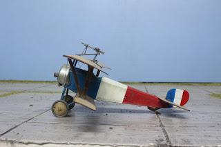 Eduard Nieuport 11 1/48.