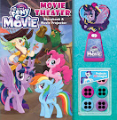 My Little Pony MLP The Movie: Theater Storybook & Projector Books