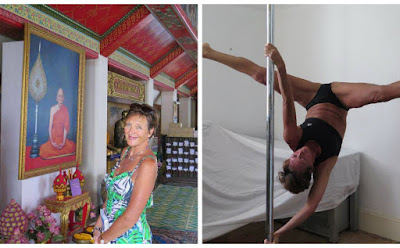 60χρονη άφησε τη δουλειά της για να γίνει... pole dancer