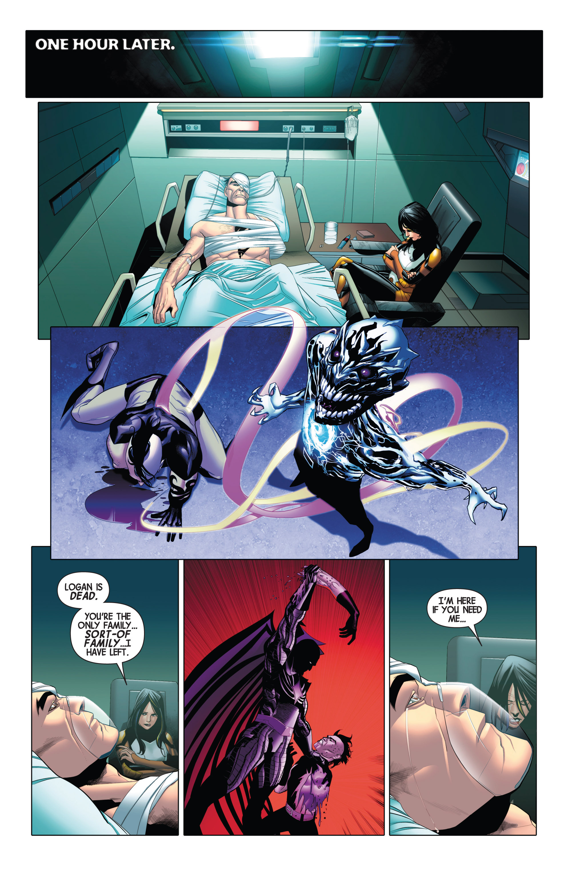 Read online Wolverines comic -  Issue #2 - 13