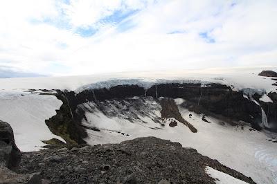 Huldujökull (Glacier)