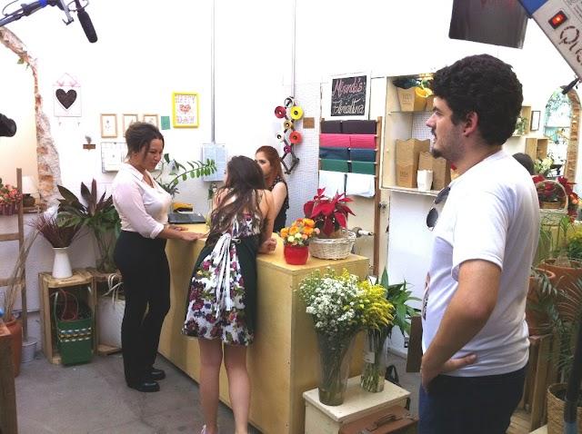 Atriz Cris Lopes grava participação especial no longa juvenil Bia (2.0)