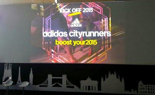cityrunners - Kick-Off