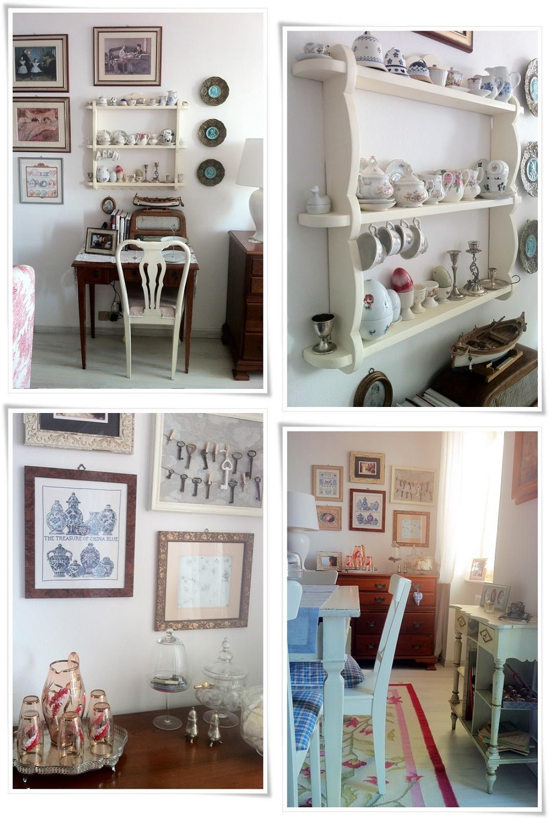 La casa della mamma - Shabby Chic Interiors