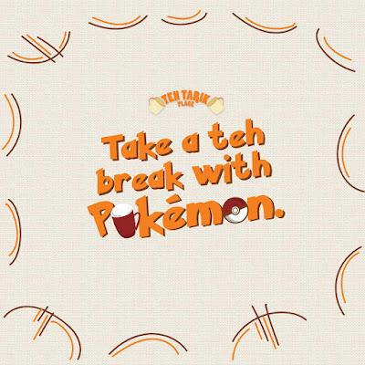 Free Teh Tarik Place Pokemon Go