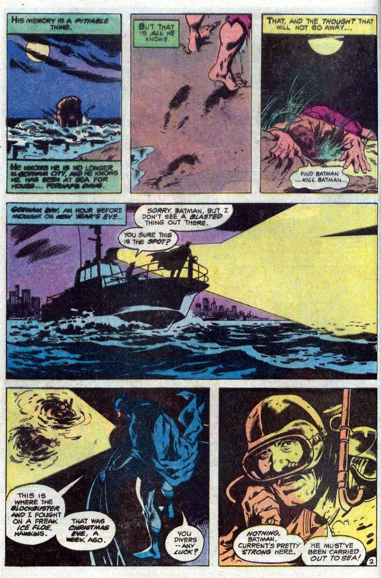Detective Comics (1937) 498 Page 2