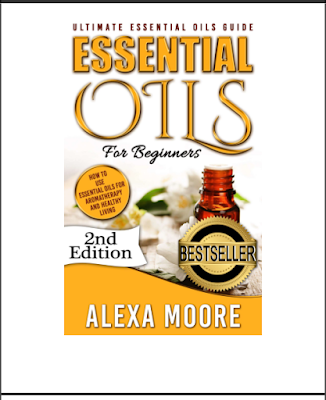 Ultimate Essential Oils Guide by Alexa Moore is Wisdom pit about Oils