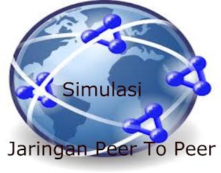 Cara Membuat Simulasi Jaringan Peer To Peer Menggunakan Cisco Packet Tracer