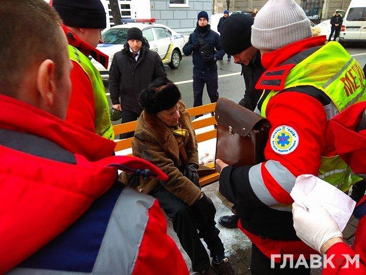 Жертва ДТП с кортежем Порошенко под пытками признал своб вину