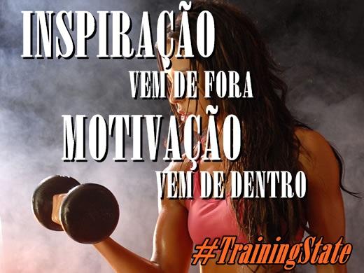 Training State Frase Motivacional Do Dia