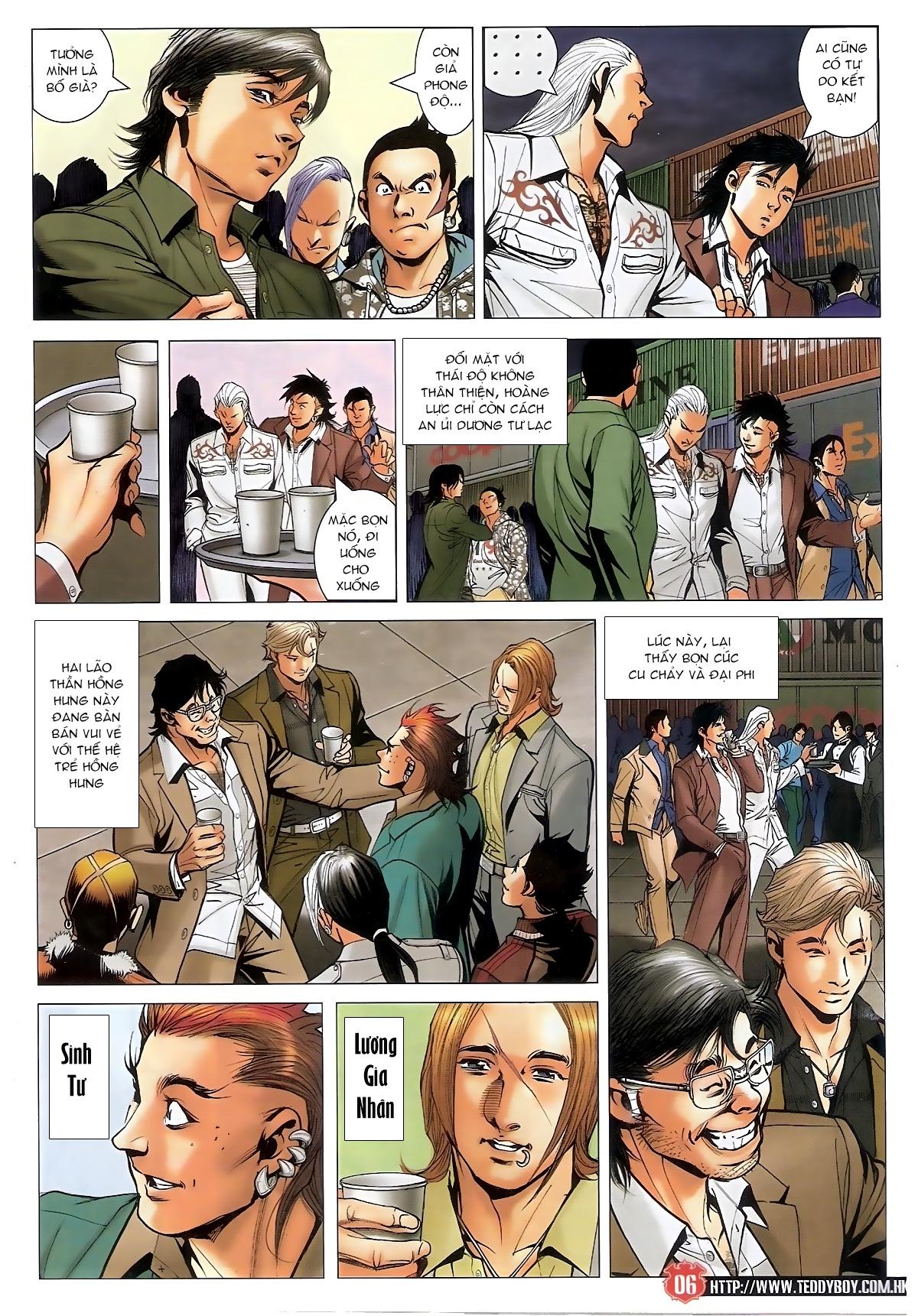 Người Trong Giang Hồ - Chapter 1561: Lòng người theo về - Pic 3