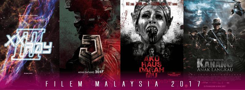 Filem Malaysia 2017