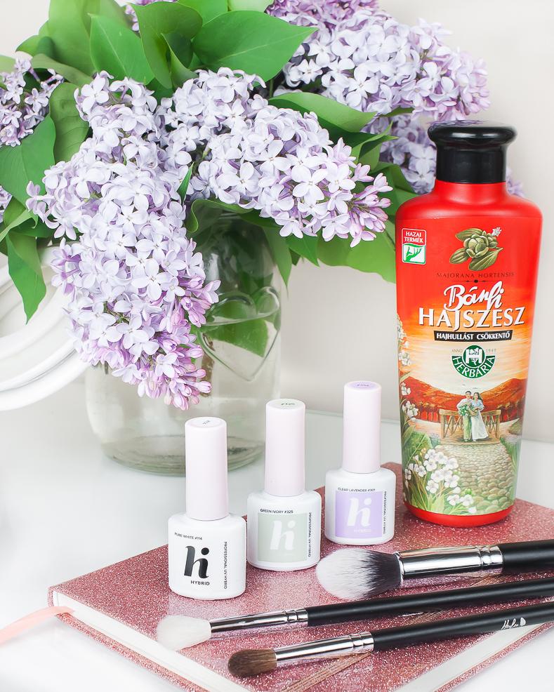 Kwietniowe nowości w Drogerii Pigment - Hulu Brushes, wcierka Banfi, hybrydy Hi Hybrid
