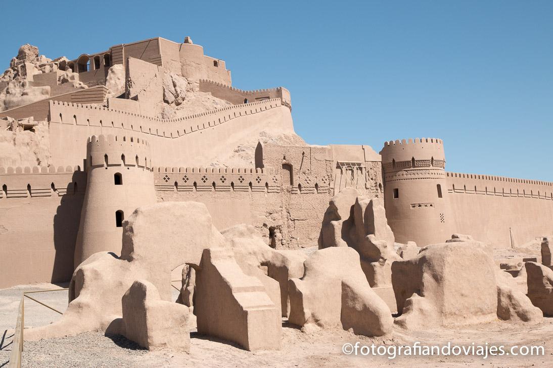Castillo de Bam Iran