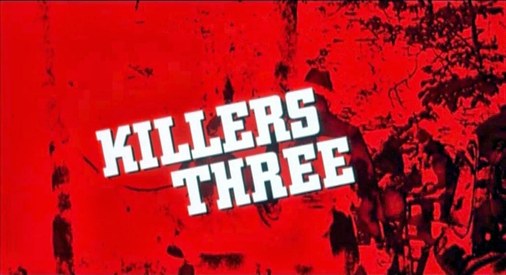 13 KILLERS THREE