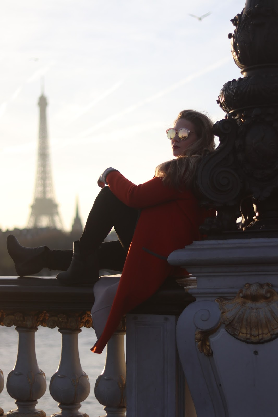 Instagram Guide to Paris, Eiffel Tower, Pont Alexandre III, Katie Heath