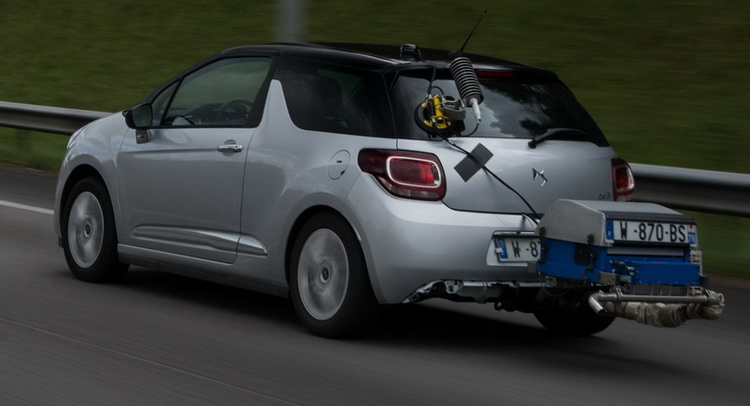 Peugeot, Citroen And DS Announce First Real-World Fuel Economy Results