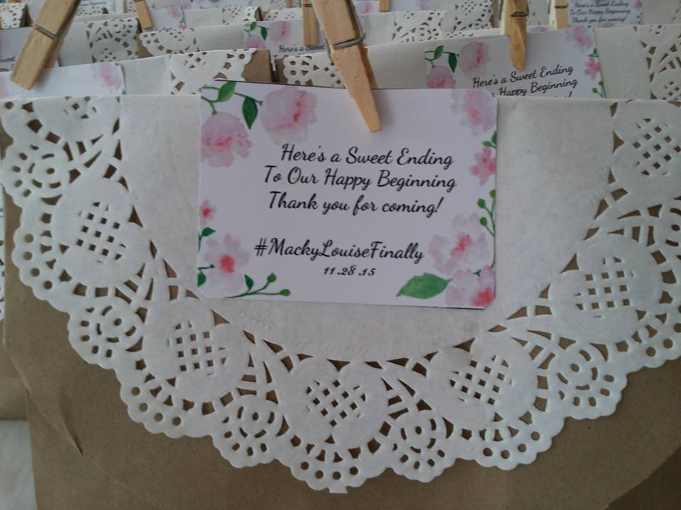 Our Rustic Wedding DIY Projects - Mommy Practicality
