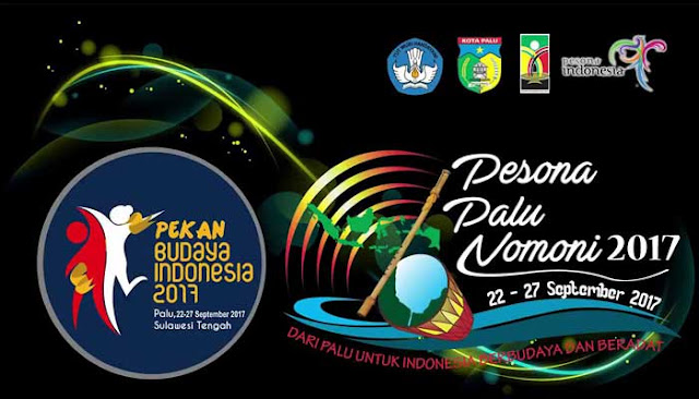 Festival Pesona Palu Nomoni 2017