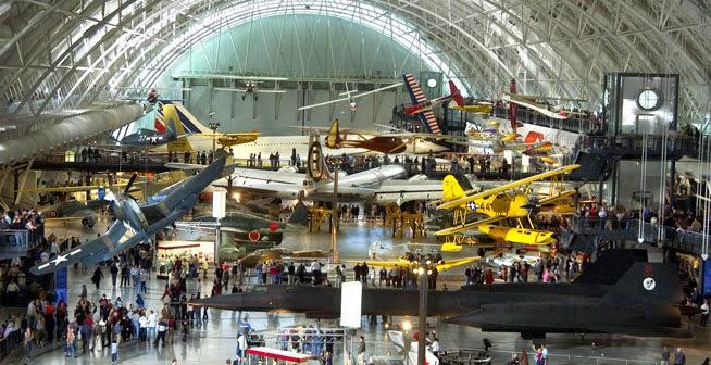 San Diego Air Space Museum em San Diego