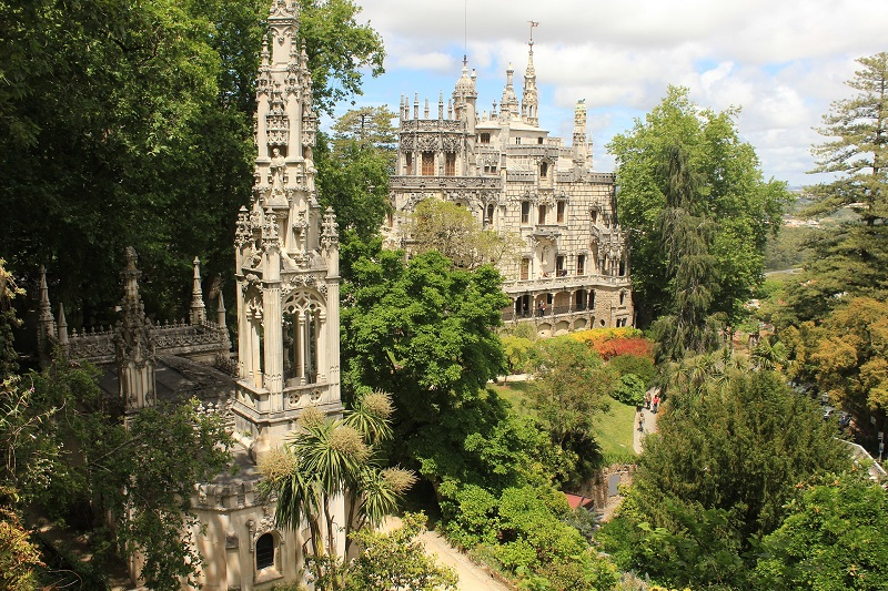 The Mysterious Initiation Well of Quinta da Regaleira, Portugal - One of the Best Tourist Attractions of Sintra