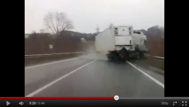 videos de camiones accidentes de trailer
