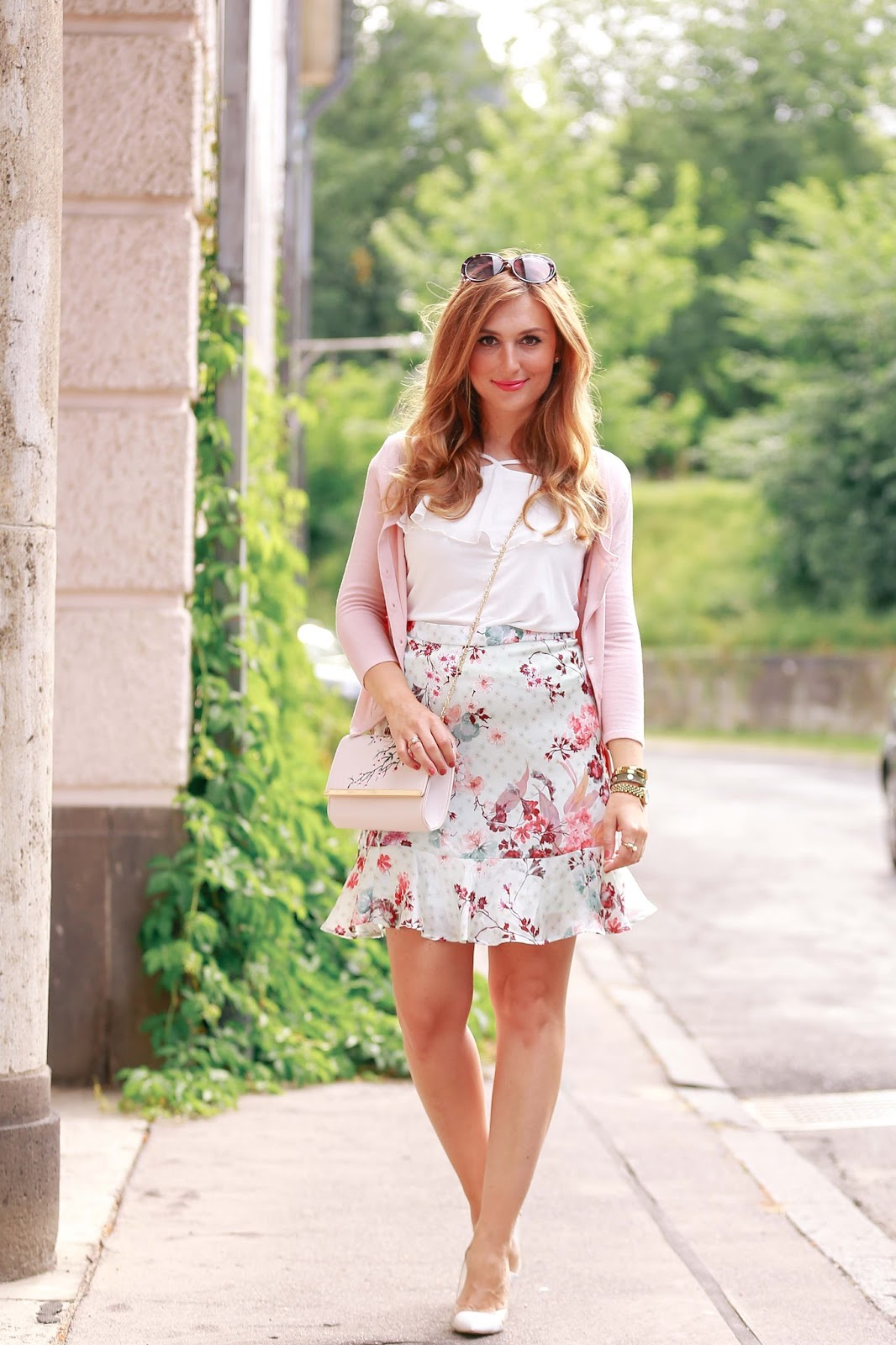 Mein Femininer Style Mit Orsay Fashionstylebyjohanna