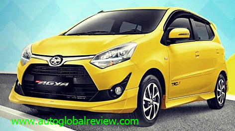 Toyota Agya TRD A/T Review USA
