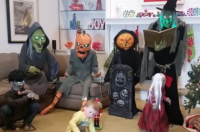 Best Halloween Animatronics