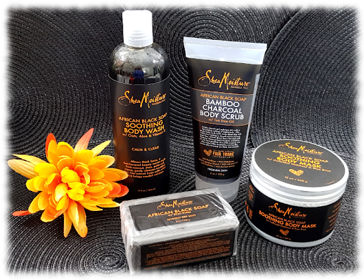 kats colourings: REVIEW: SheaMoisture African Black Soap...