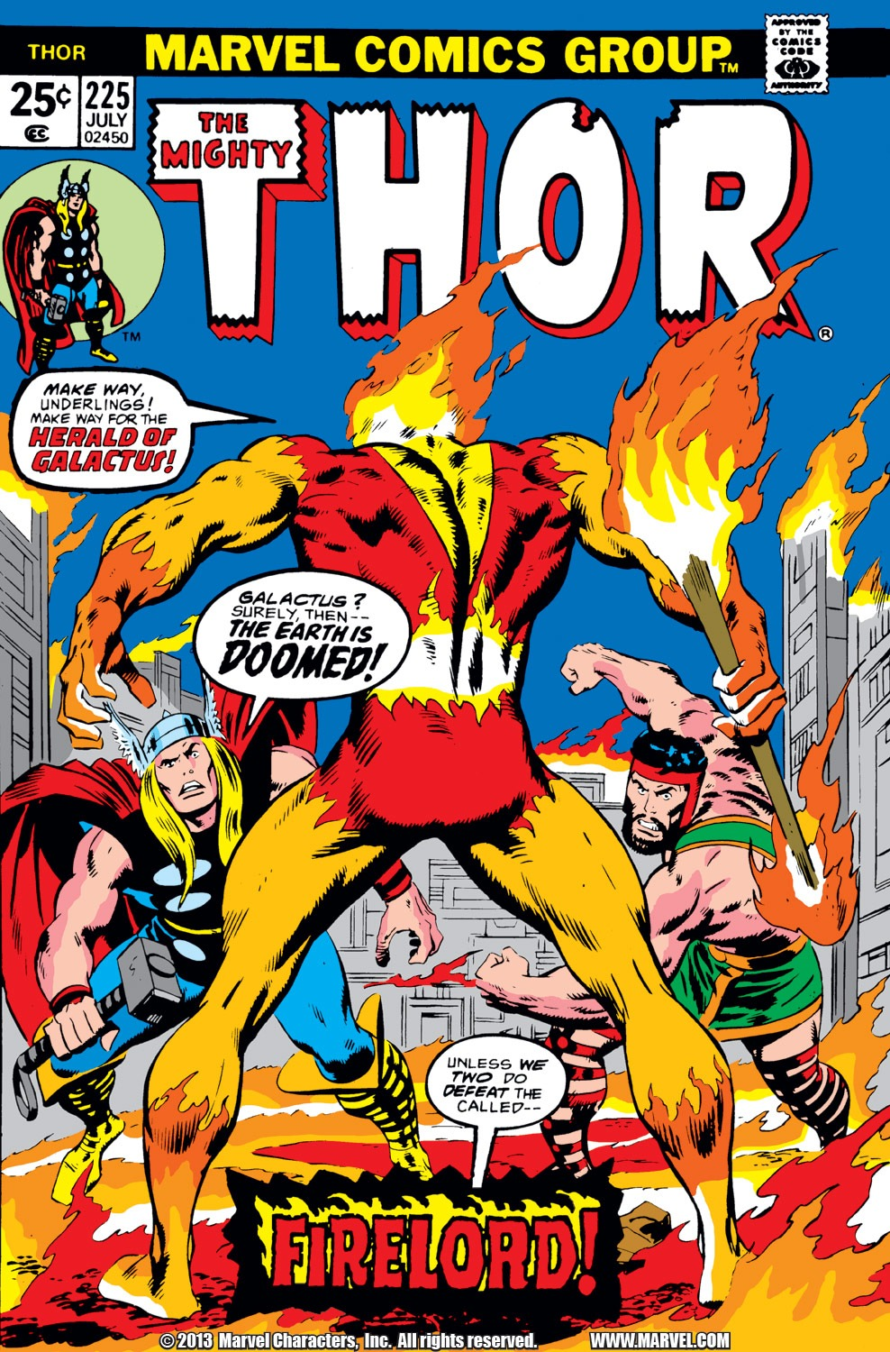 Thor (1966) 225 Page 1