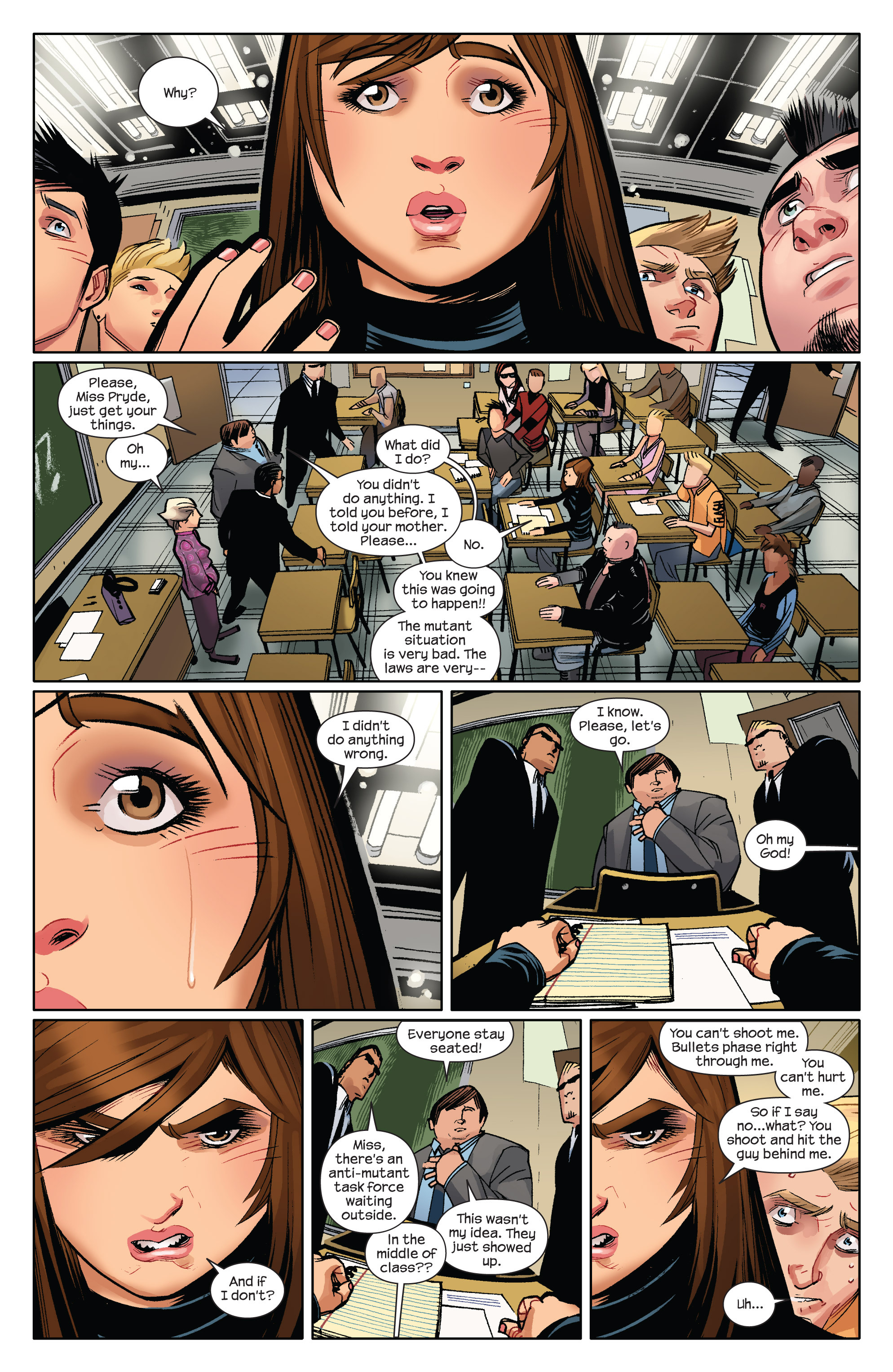 Read online Ultimate Spider-Man (2009) comic -  Issue #9 - 20