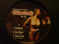 VA - Urban Breaks Vol. 01-Vinyl