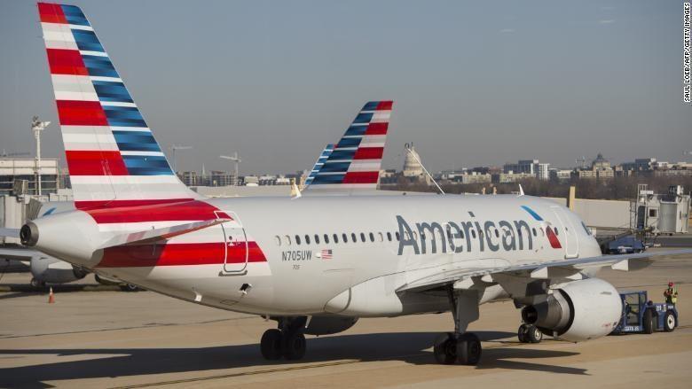 American Airlines cancela temporalmente operaciones a Venezuela
