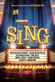 فيلم Sing 2016 مترجم