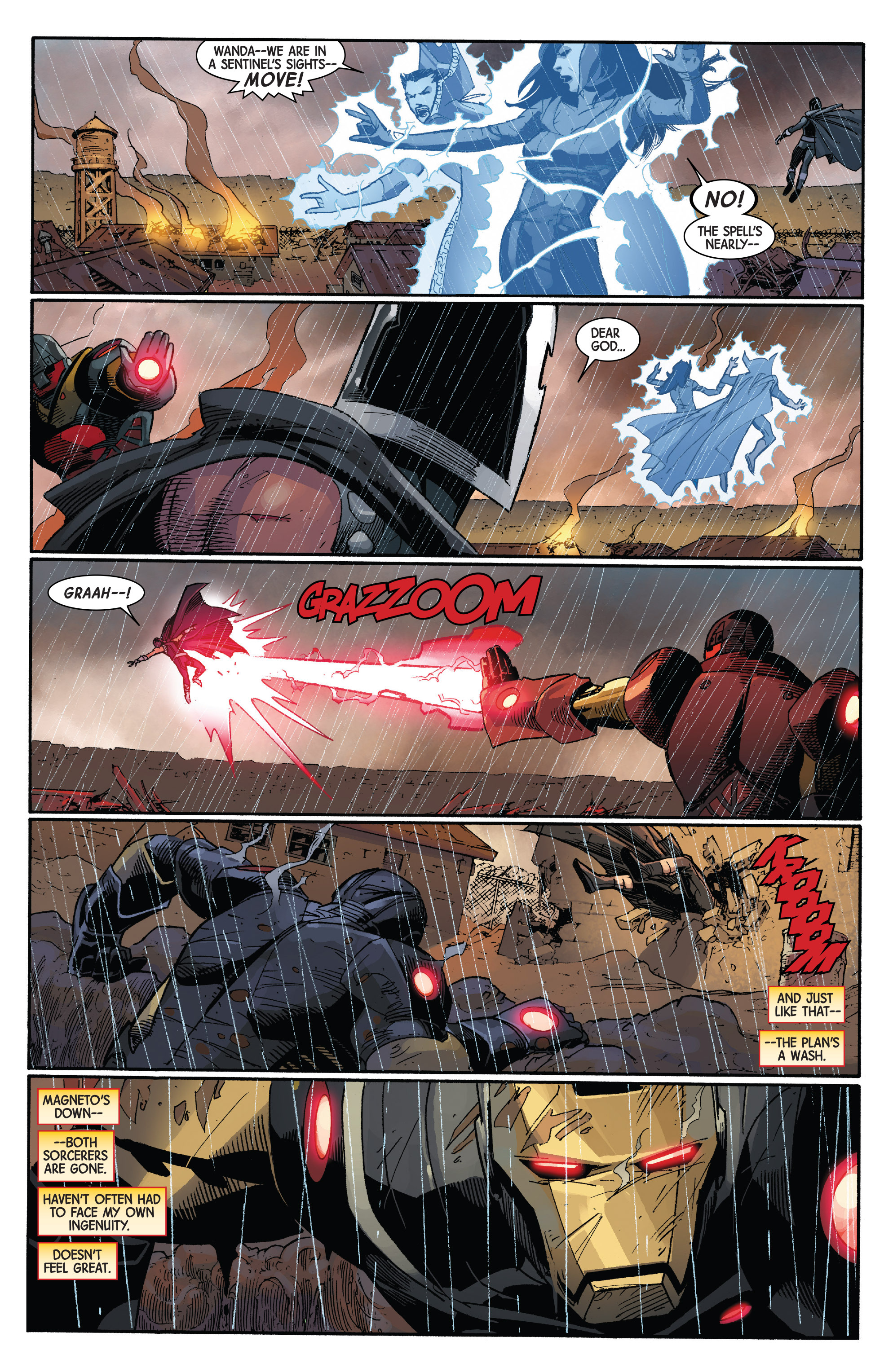 Read online Avengers & X-Men: AXIS comic -  Issue #2 - 13