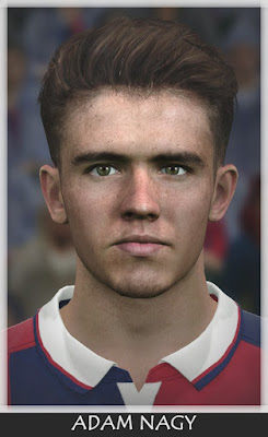 PES 2016 Adam Nagy (Bologna) Face by Bono Facemaker