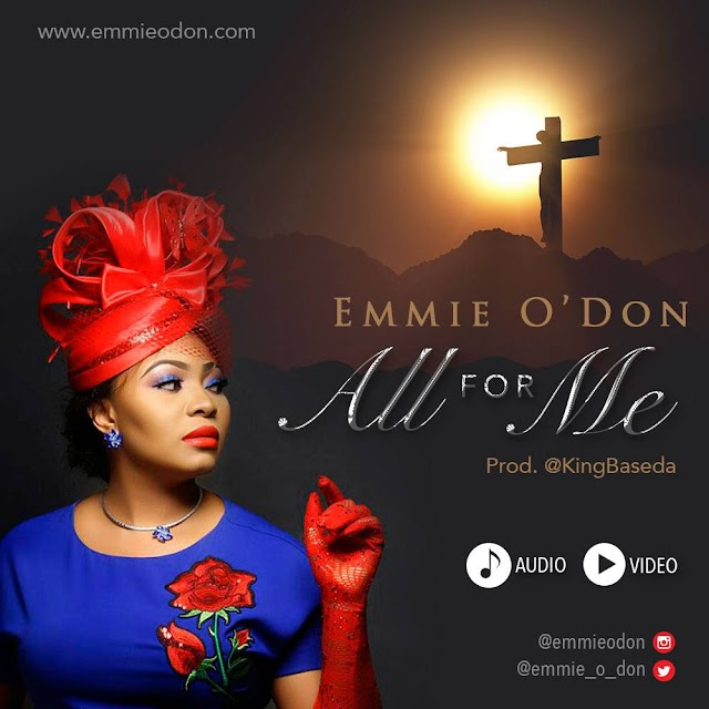 "Emmie _O'Dion Releases New Song ""All For Me"" 