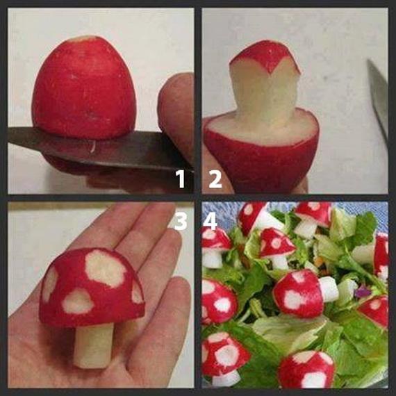 Yemek Süsleme Yöntemleri