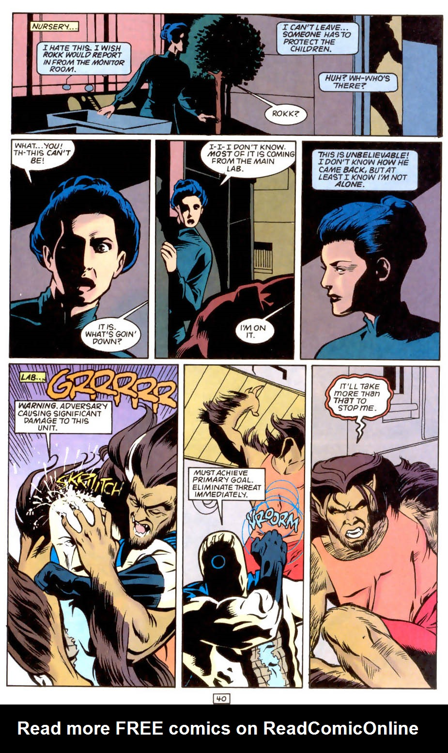 Legion of Super-Heroes (1989) 50 Page 40