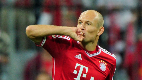 Arjen Robben Will Not Retire From Dutch national team