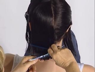 Hướng dẫn cắt tóc theo kỹ thuật ABC Cutting Vidal Sassoon (Phần 12)