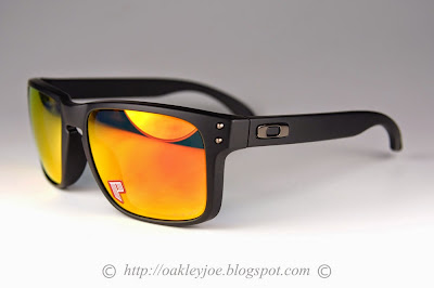 oakley holbrook ruby iridium polarized