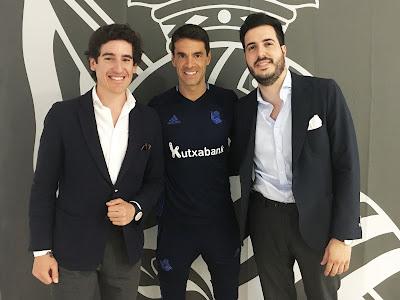 Silbon abre en San Sebastián y vestirá a la Real Sociedad