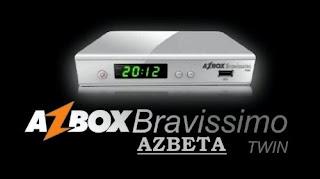 Resultado de imagem para AZBOX BRAVÍSSIMO  EM AZBETA