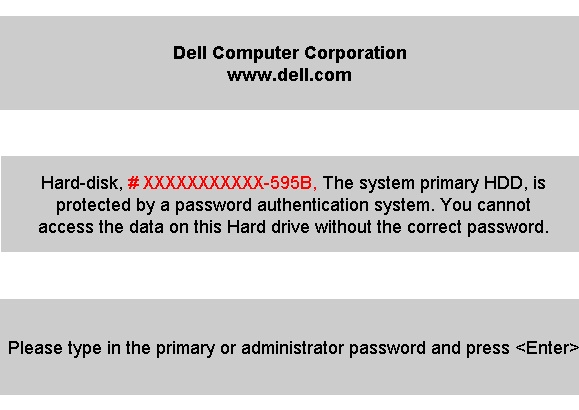 unlock your dell latitude laptop with