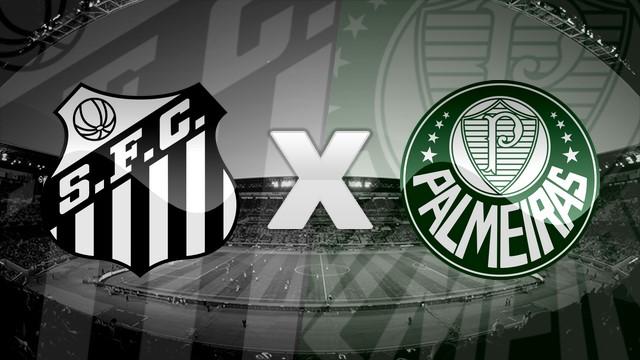 Assistir Santos x Palmeiras 14/06/2017 AO VIVO