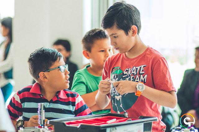 curso taller de robótica educativa para niños y niñas de 10 a mas años en arequipa perú