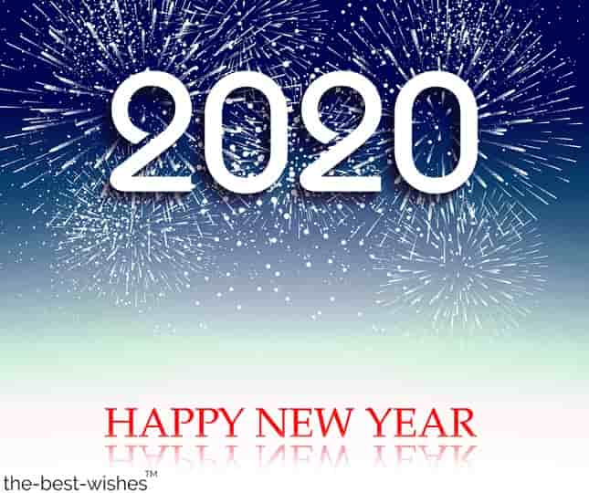 happy new year 2020 images hd edit name